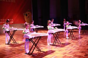 卓越艺术学校古筝学员